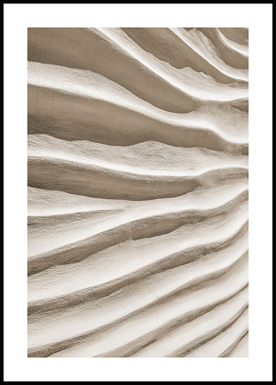 Sand Poster